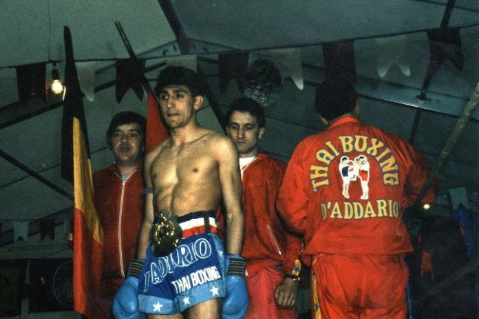 Meet Muay Thai Legend Osman Yigin
