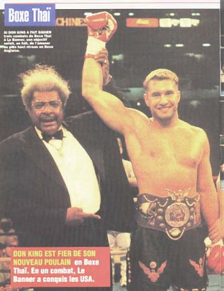 Don King, Jerome Le Banner