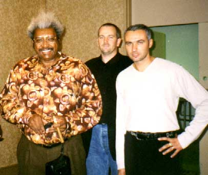 Don King, Stephane Cabrera