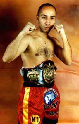 Kickboxing world champion Habib Bakir
