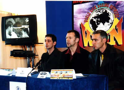World Kickboxing Network Meets in Belfast, Northern Ireland