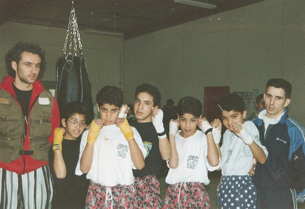 Kickboxing Club Marguerittes