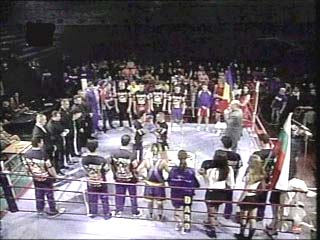 Kickboxing Romania