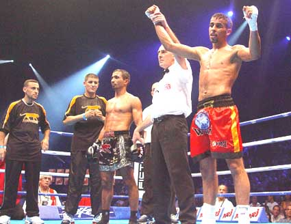 Samir Mohamed Defeats Kamel Jemel