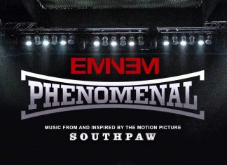 Eminem Hits Southpaw Boxing