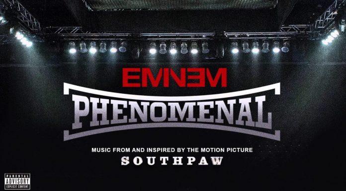 Eminem Hits Southpaw Boxing