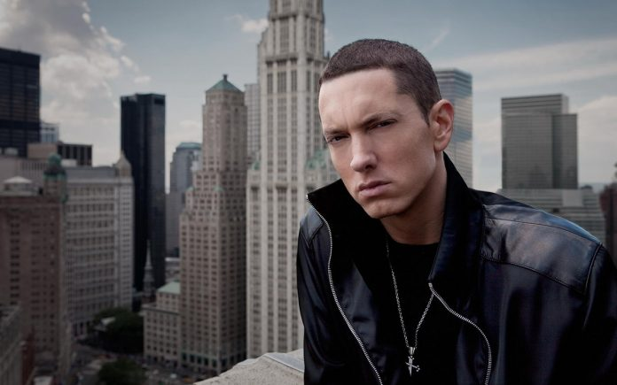 Eminem Supports Downtown Youth Boxing Gym