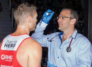 Patrick Golden: Combat Sports, Not Blood Sports
