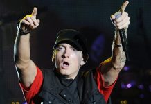 Eminem Music Boosts Workout Performance