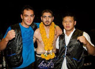 Misagh Norouzi Starts Boxing
