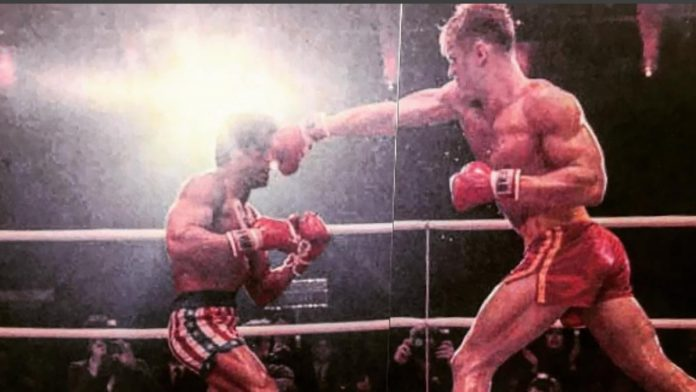 Sylvester Stallone Shares Very Rare Photos from Rocky IV Set