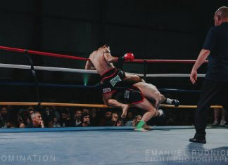 Muay Thai Domination 18 Photo Report