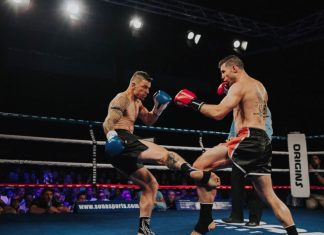 Watch John Wayne Parr vs Daniel Dawson Video Slideshow