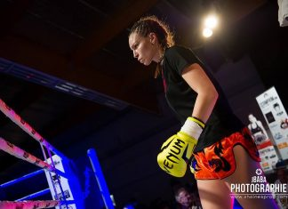 Laetitia Madjene Faces off Candice Mitchell at Kunlun 54