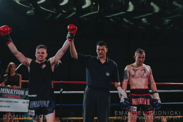 Lloyd Dean wins vs Roy Wills