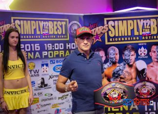 Osman Yigin Heads WKN Kickboxing Delegation to Tunis