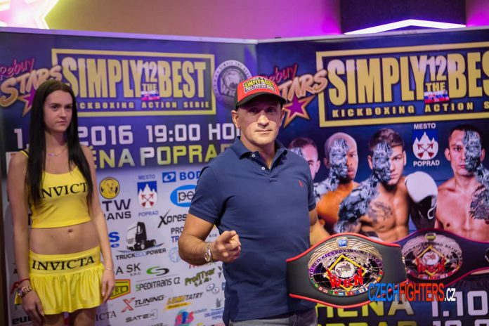 Osman Yigin Heads WKN Kickboxing Delegation to Tunis