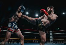 Ricardo Pisaneschi Takes on Ben Cant at Domination 18 Perth