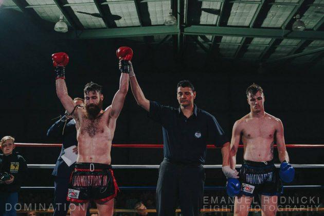 Ricardo Pisaneschi wins vs Ben Cant