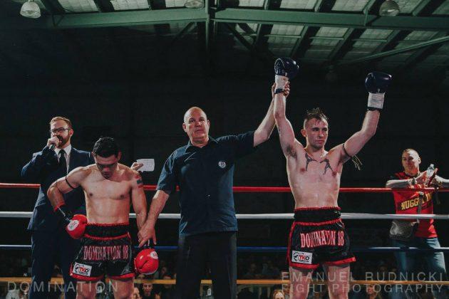 Roy Wills wins vs Jak 300