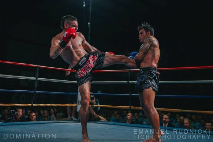 Watch Domination 18 Fight Night Live Stream