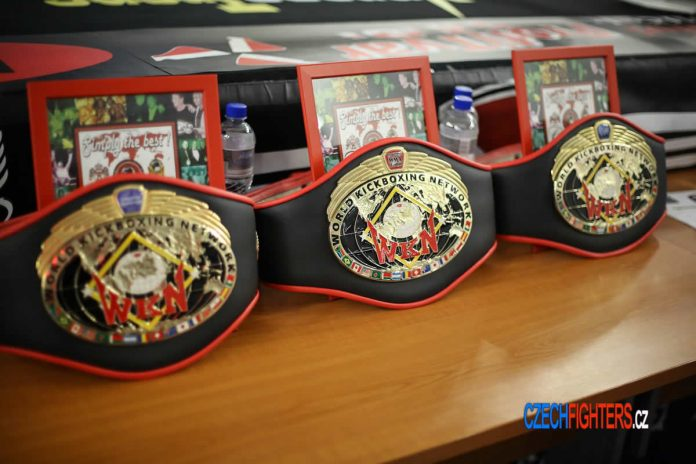 WKN Promotes Kickboxing World Championship in Northern France
