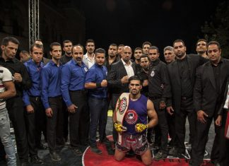 WKN Kickboxing Promotes World Grand Prix in Iran
