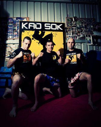 Alex James, Parviz Iskenderov, Darren Curovic