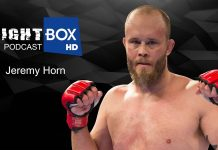 MMA Fighters Jeremy Horn Appears on FightBox Podcast