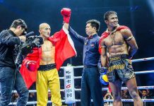 Yi Long wins vs Buakaw Banchamek