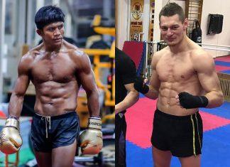 Buakaw Banchamek vs Andrei Kulebin