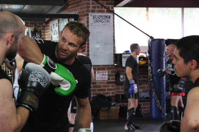 Nathan Corbett Presents Carnage Training on the Gold Coast