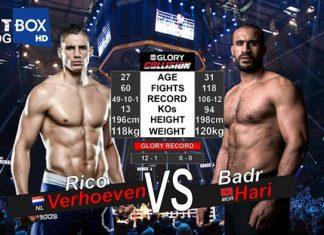 Why You Should Watch Rico Verhoeven vs Badr Hari