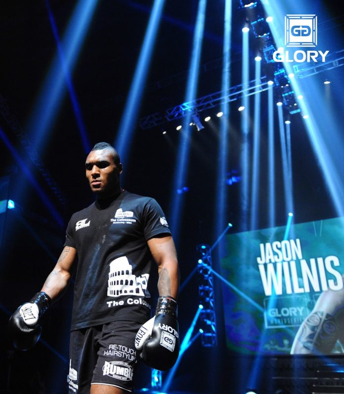 Jason Wilnis Defeats Israel Adesanya at Glory 37 Los Angeles