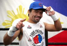 Manny Pacquiao vs Jeff Horn confirmed for April 23