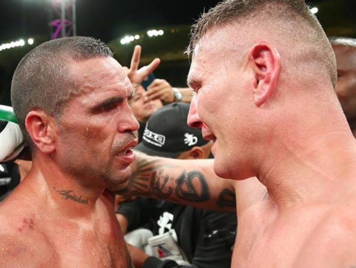Danny Green defeats Anthony Mundine