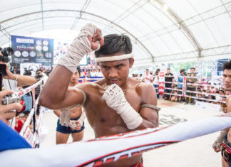 Buakaw Banchamek invites to attend 13th World Wai Kru Muay Thai Ceremony