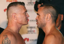 Mundine vs Green 2 airs live on Main Event