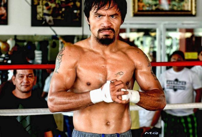 It is unclear who Manny Pacquiao is fighting next and where