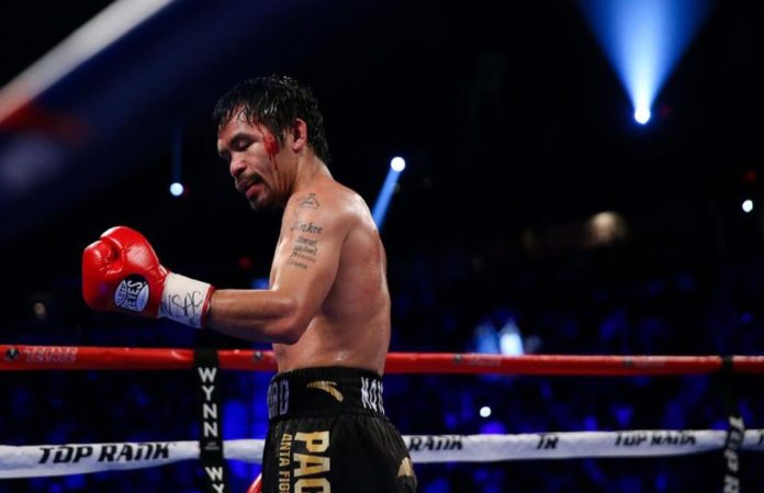 Pacquiao vs Horn undergoes confusion