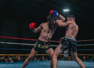 Darren Curovic announces two Muay Thai Domination shows