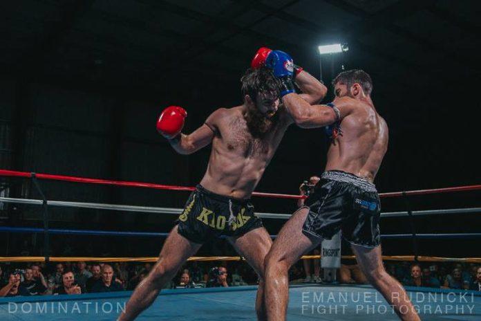 Darren Curovic announces two Muay Thai Domination shows