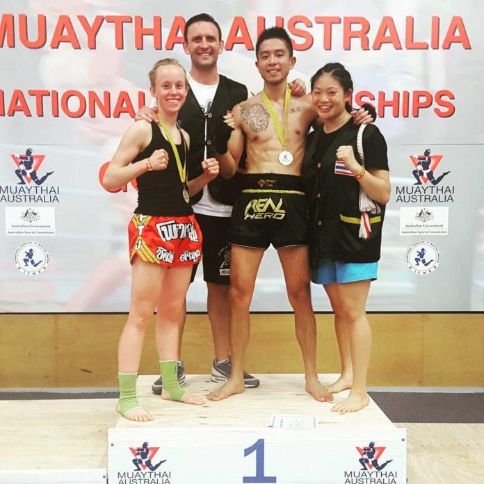 Muaythai Australia national championships results