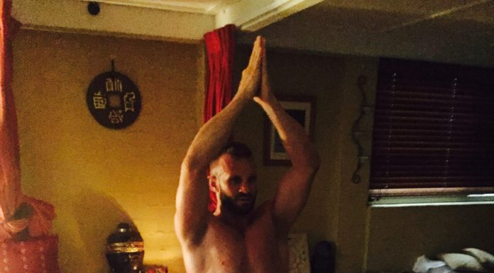 Nathan Corbett: Yoga is my martial arts style of training now