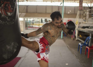 Muay Thai in Prison: Freedom Fighters