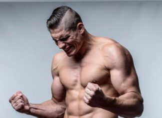 Rico Verhoeven becomes GLORY kickboxing fighter of the year