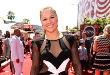 Ronda Rousey continues film acting