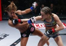 MMA fighter Rose Namajunas talks to Don Roid at the FightBox Podcast