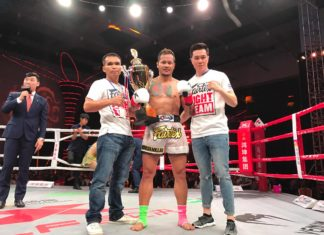 Kunlun Fight 57 Results: Yodsanklai Fairtex defeats Sayfullah Hambakhadov