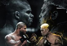 UFC 209: Alistair Overeem vs Mark Hunt